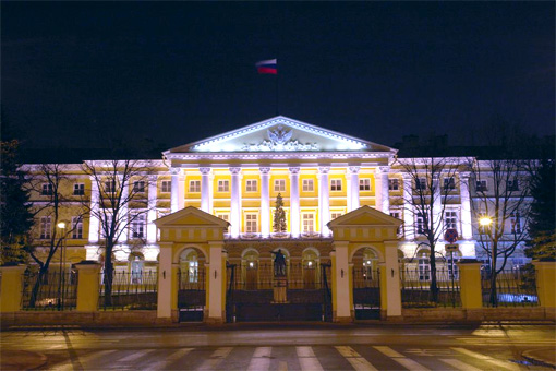 Among them are the winterpalace - former main imperial residence, the